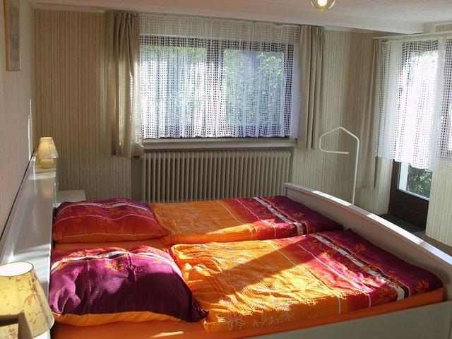 1.Schlafzimmer Erdgeschoss