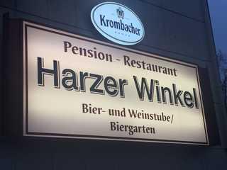 Pension Harzer Winkel SORGENFREI BUCHEN * Pension Harzer Winkel