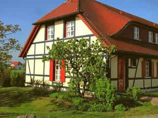 Ferienwohnung Bakenberg auf Rügen Ferienhaus mit Maisonette-Wohnung