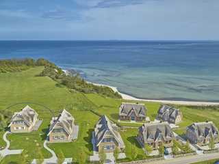 Strandhaus Nordperd F661 Haus 1 mit Meer + Strandzugang Strandhaus Nordperd in Lobbe