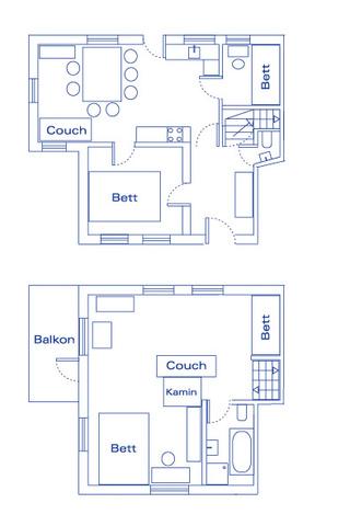 Grundriss Fietes Haus