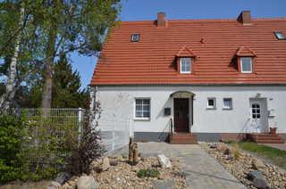 Ferienhaus Hannahliese/WEND Hausansicht Eingang