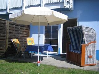 Zinnowitz Kiefernweg 5 WE 02 im EG Für Zwei Terrasse