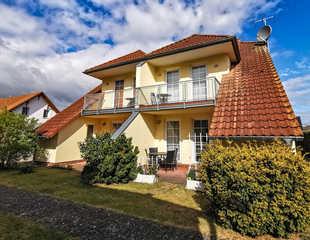 Ferienwohnung Sommergarten 4005/OLIV Hausansicht
