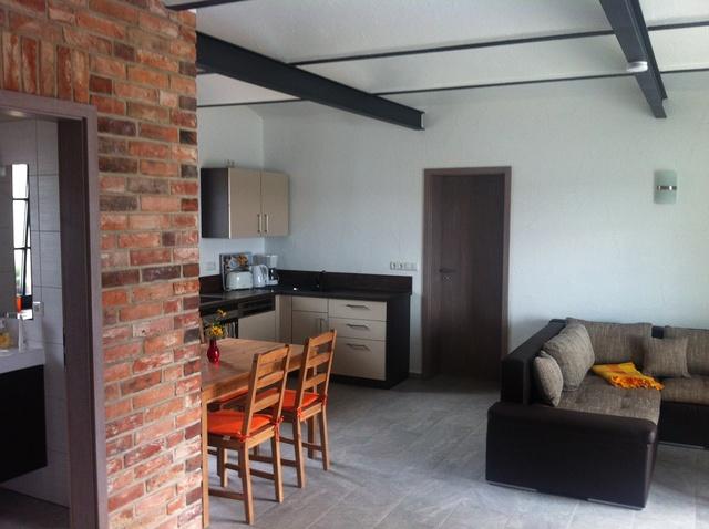 Wohnung im Untergeschoss