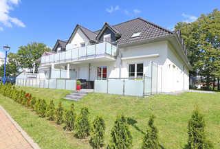 A.01 Haus Sonne Whg. 08 mit Süd/Westbalkon Außenansicht