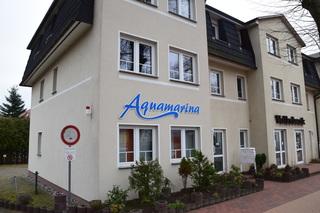 Bansin, Aquamarina - WG 06 Gebäudeansicht