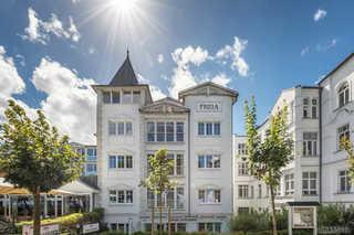 Fewo Meerblick in Villa Freia direkt am Strand Villa Freia