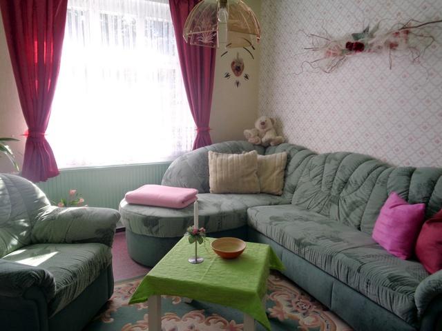 """Wohnzimmer Komfort-Ferienmwohnung """"Wolke 7"""""""