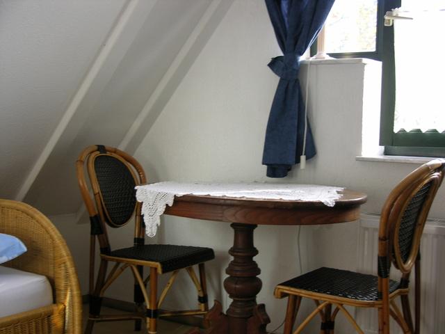 Spitzboden Haus 1