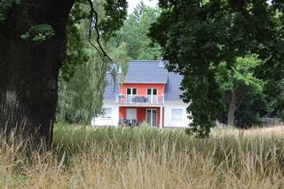 Residenz am Krakower See Hausansicht