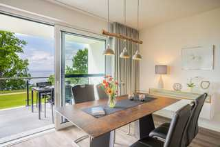 Appartement Mohnblume - Oase am Haff traumhafter Ausblick