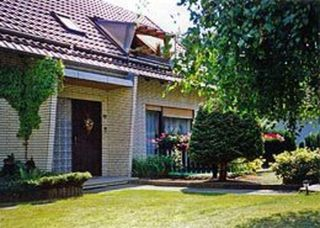 Haus Blumenberg Außenansicht