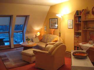 BUE - Appartement Peers Wohnzimmer