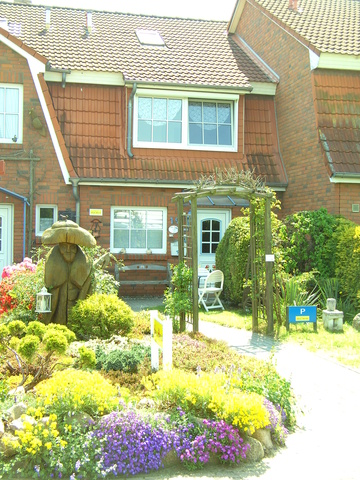 Haus Heide Eingang
