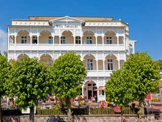 Villa Fernsicht F587 WG 1 im 1. OG mit Bäderbalkon Villa Fernsicht im Ostseebad Sellin