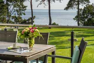 Appartement Seaside - Oase am Haff wunderschöner Ausblick