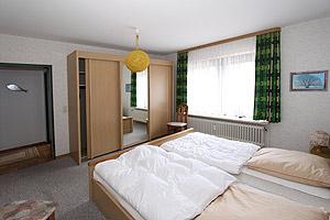 """Schlafzimmer Ferienhaus """"Am Kamin"""""""