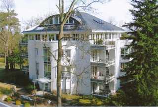 Seepark Heringsdorf Außenansicht