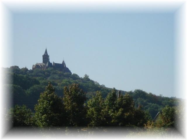 Schloss Wernigerode 4 km