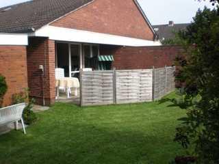 Haus Jule Gartenansicht