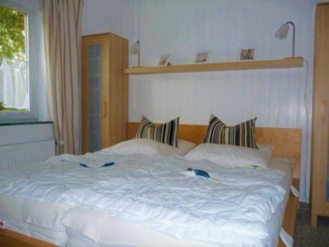Schlafzimmer Amundsens Koje