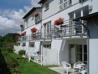 Katharina Whg 111 mit 2 Balkonen Hausansicht