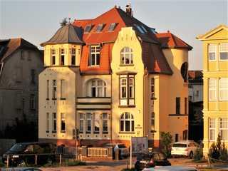 Villa Noah Ansicht von der Bergstraße