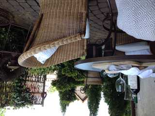 Ferienwohnung Casa Natura Terrasse