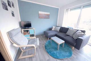 Appartementhaus Hamburger Str. 28 Wohnung Nr. 3 Wohnzimmer