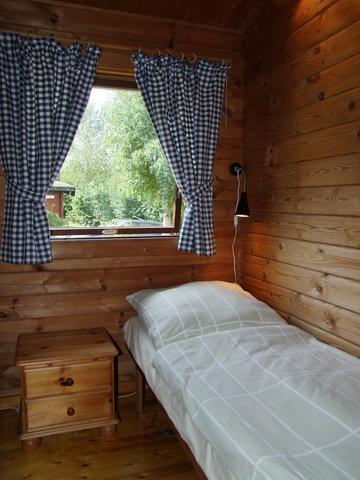 dieSeeSucht - Lodge am Fjord (Schlafbereich)