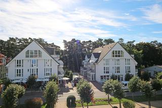 Ferienwohnung Strandmöwe mit Balkon (Süd/Ost) Außenansicht