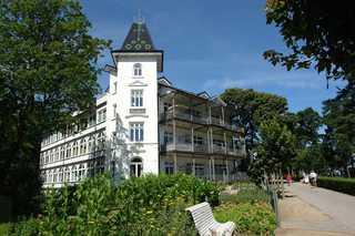 Villa Stranddistel, Whg. 35 Außenansicht