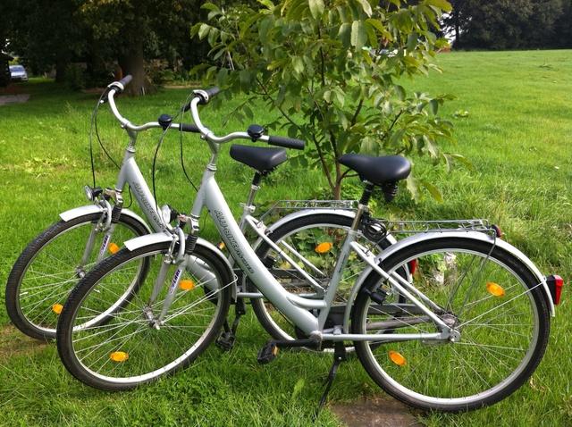Leihfahrräder für unsere Gäste