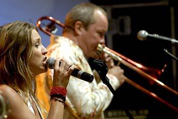 "Jazz-Festival ""Bingen swingt"""