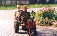 Go-Kart Fahren