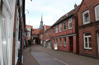 Ferienwohnung in Stades Altstadt In dieser schönen Straße befindet sich unsere F...