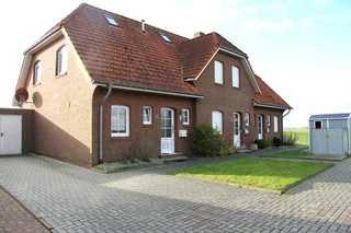 Ferienhaus Hosnhuus in Dornumergrode Außenansicht