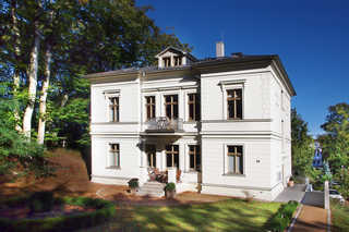 (Brise) Villa Theresa Ansicht Delbrückstraße