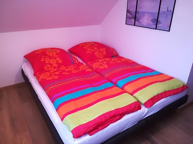 Schlafsofa im 2. Schlafzimmer