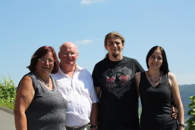 Familie Wirtz und Weimer
