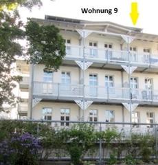 Haus Quisisana -Ferienwohnung 45454-Whg. 9 Haus Quisisana Wohnung mit Balkon Richtung Ost...