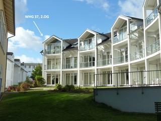 Appartementanlage Villa Granitz - 45448 Whg. 37 Außenansicht