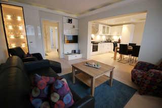 Ferienwohnung 203RB15, Villa Allegra Wohnbereich