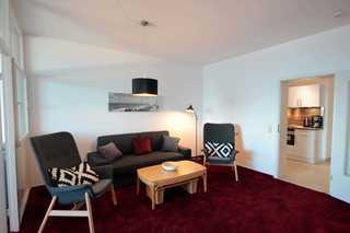 Ferienwohnung 225RB23, Villa Bellevue Premium Wohnbereich
