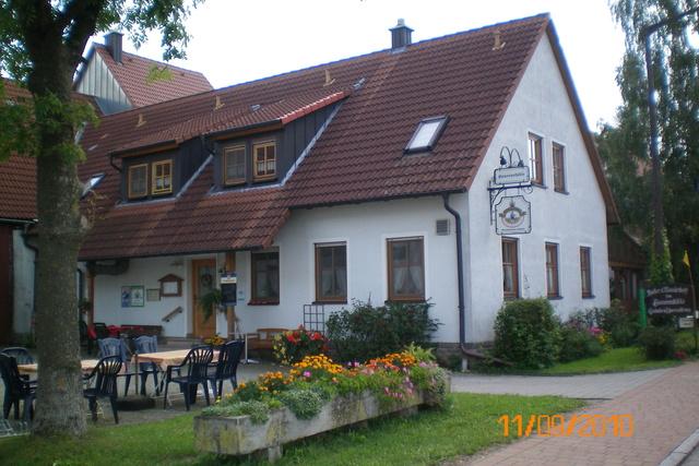 Bauernhof Meyer Hausansicht