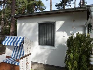 Zinnowitz Kiefernweg 5c Ferienbungalow 05 Außenansicht