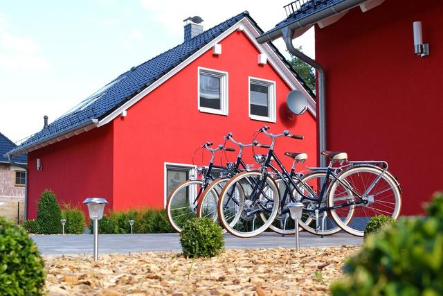 Ferienhaus Relax mit Fahrradvermietung am See