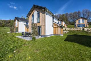 Einzelhaus Premium im Feriendorf an der Therme Obernsees Einzelhaus Premium
