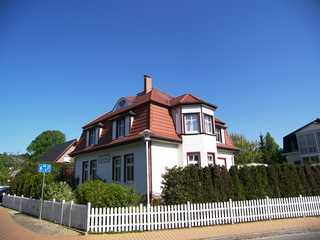 Bansin - Villa Exss - Wohnung Harmonie Außensicht